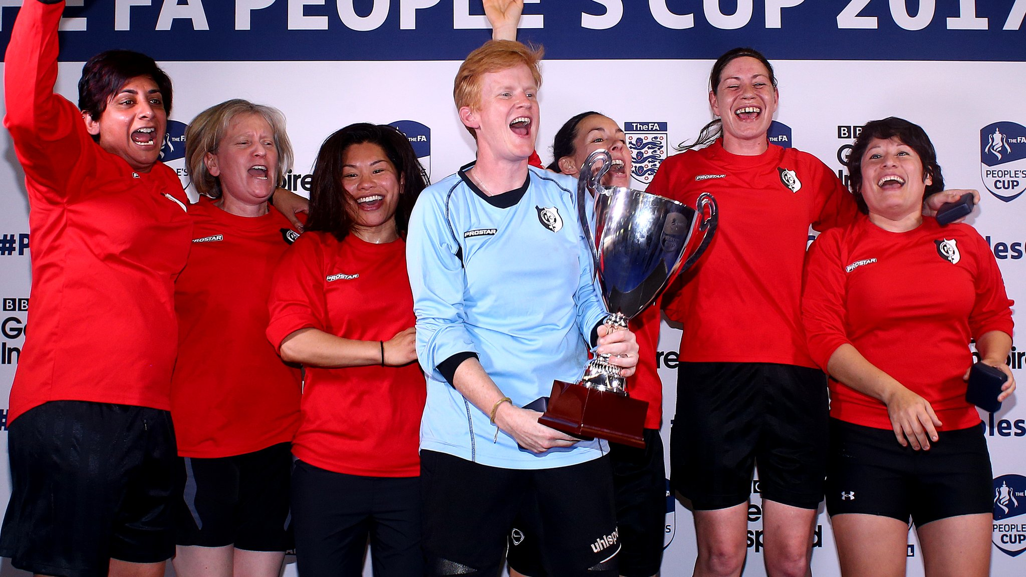 FA People's Cup 2018: Sign up for the free five-a-side tournament