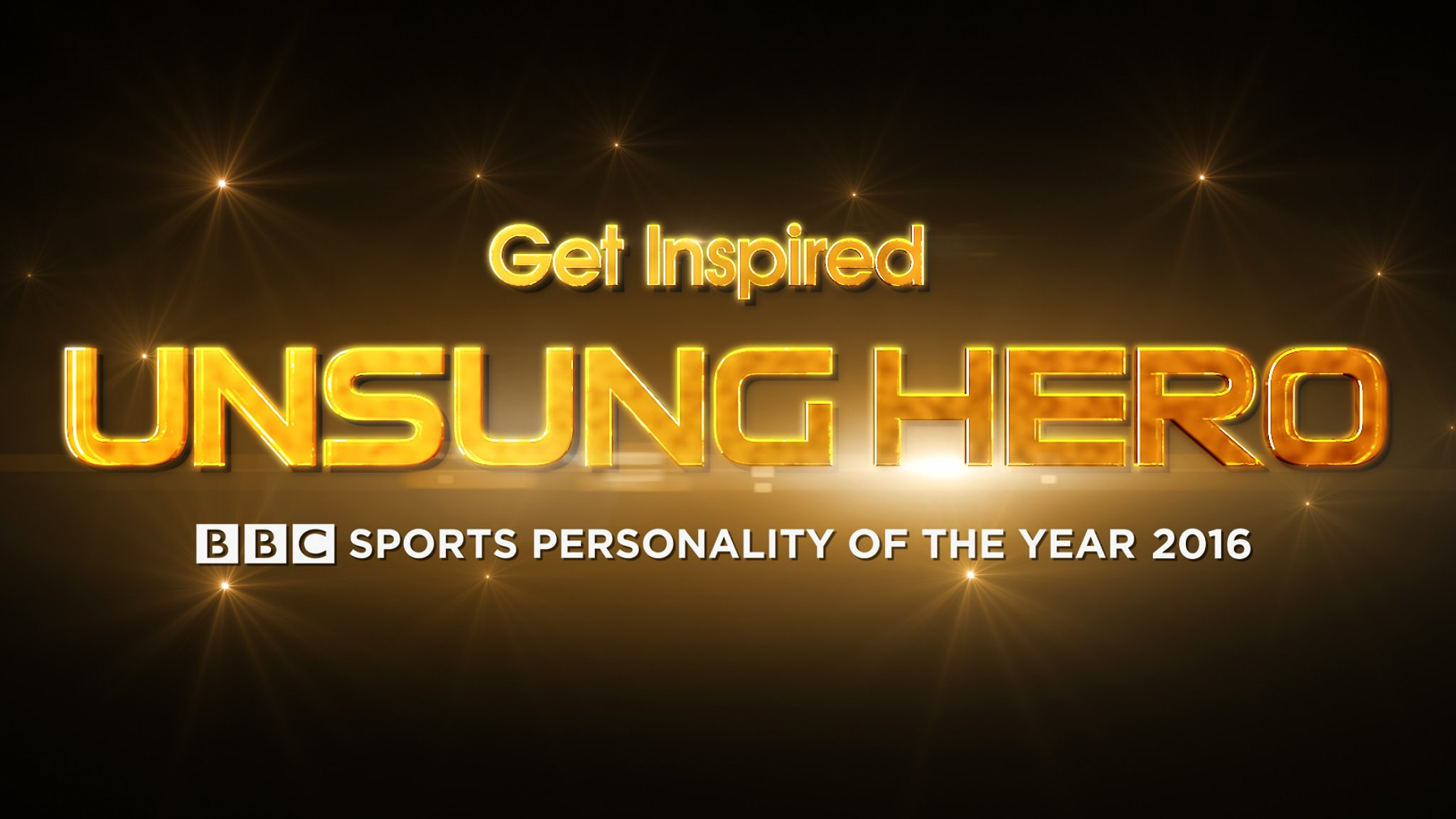 Sports Personality of the Year: Nominate your 2016 Get Inspired Unsung Hero