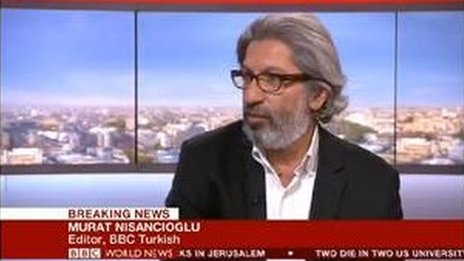 Murat Nisancioglu