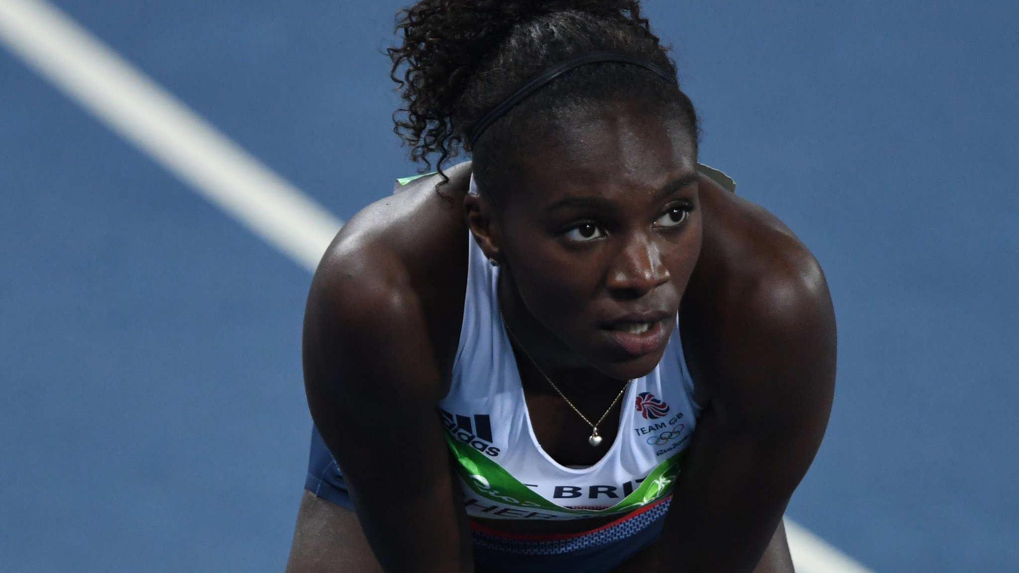 Dina Asher-Smith breaks foot in final training session before Indoor Grand Prix