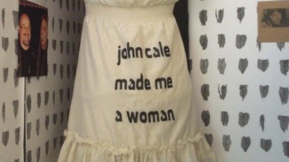 How John Cale 'made me a woman'