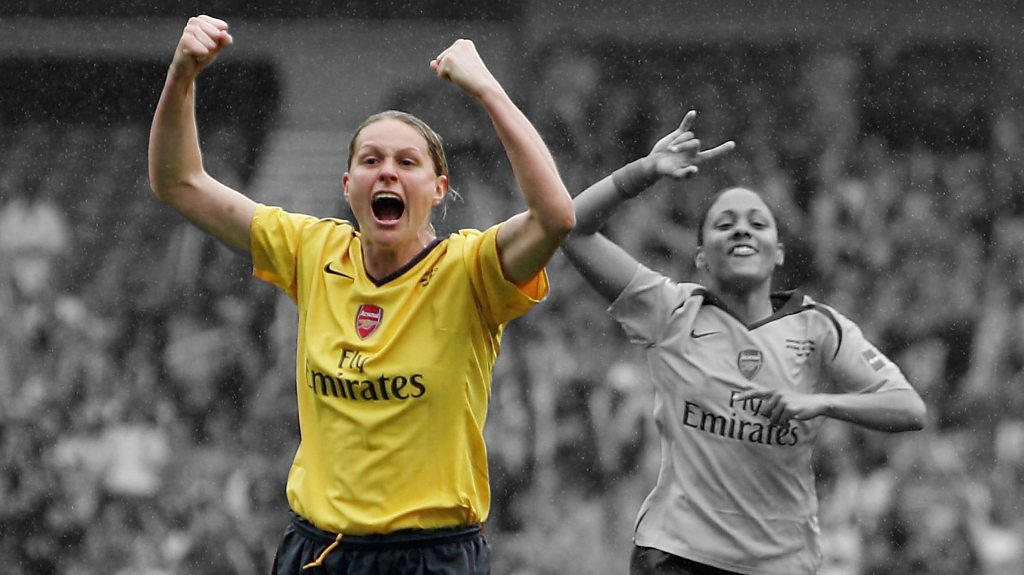 Kelly Smith retires: The incredible career of an Arsenal & England icon
