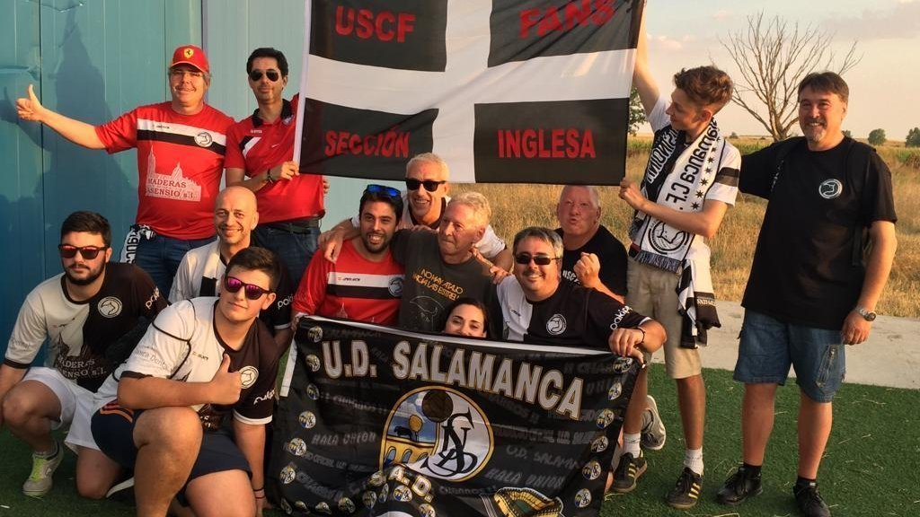 Unionistas de Salamanca: The Englishmen at the heart of Spanish club's meteoric rise