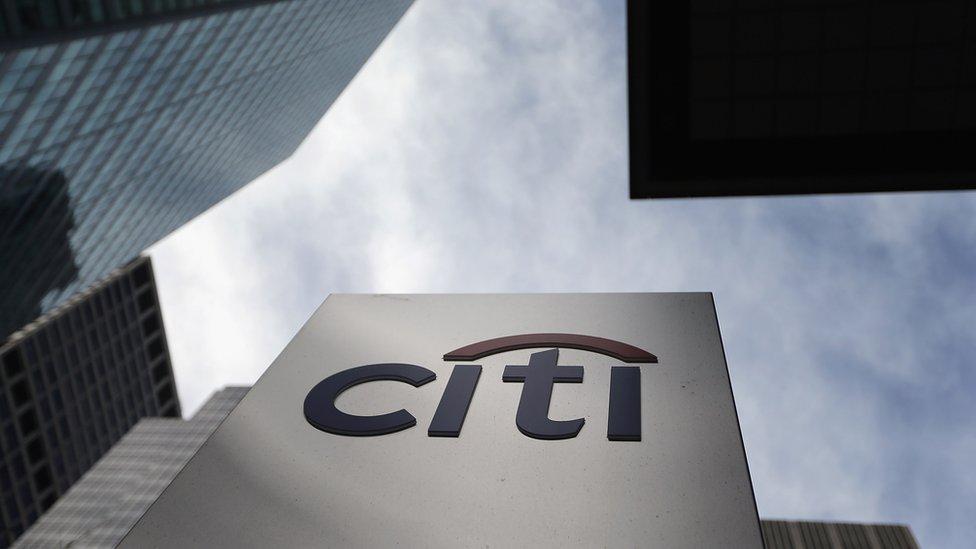 Market turmoil hits Citigroup revenues