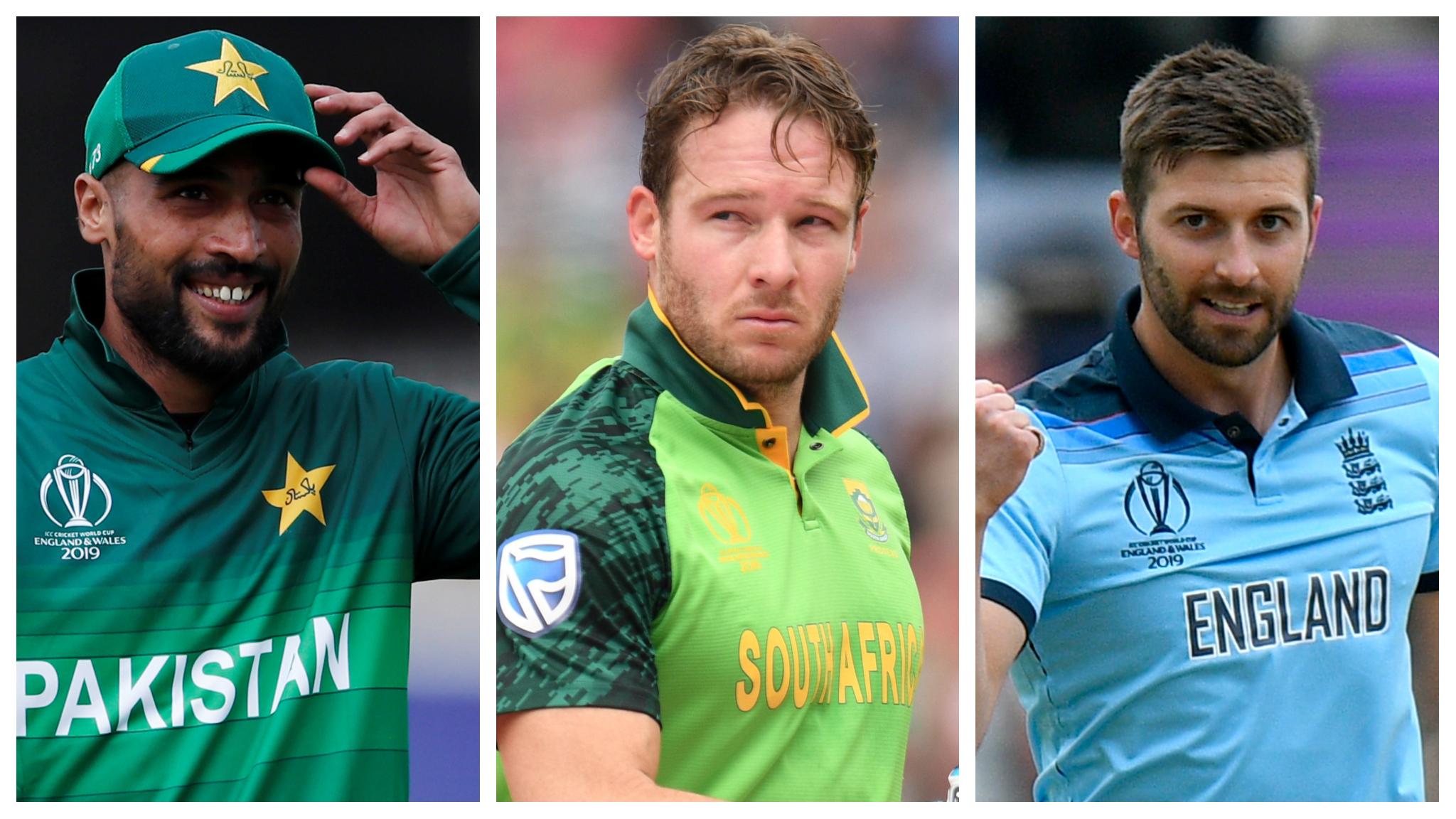 Cricket World Cup: Andy Zaltzman on David Miller, Mohammad Amir and Mark Wood