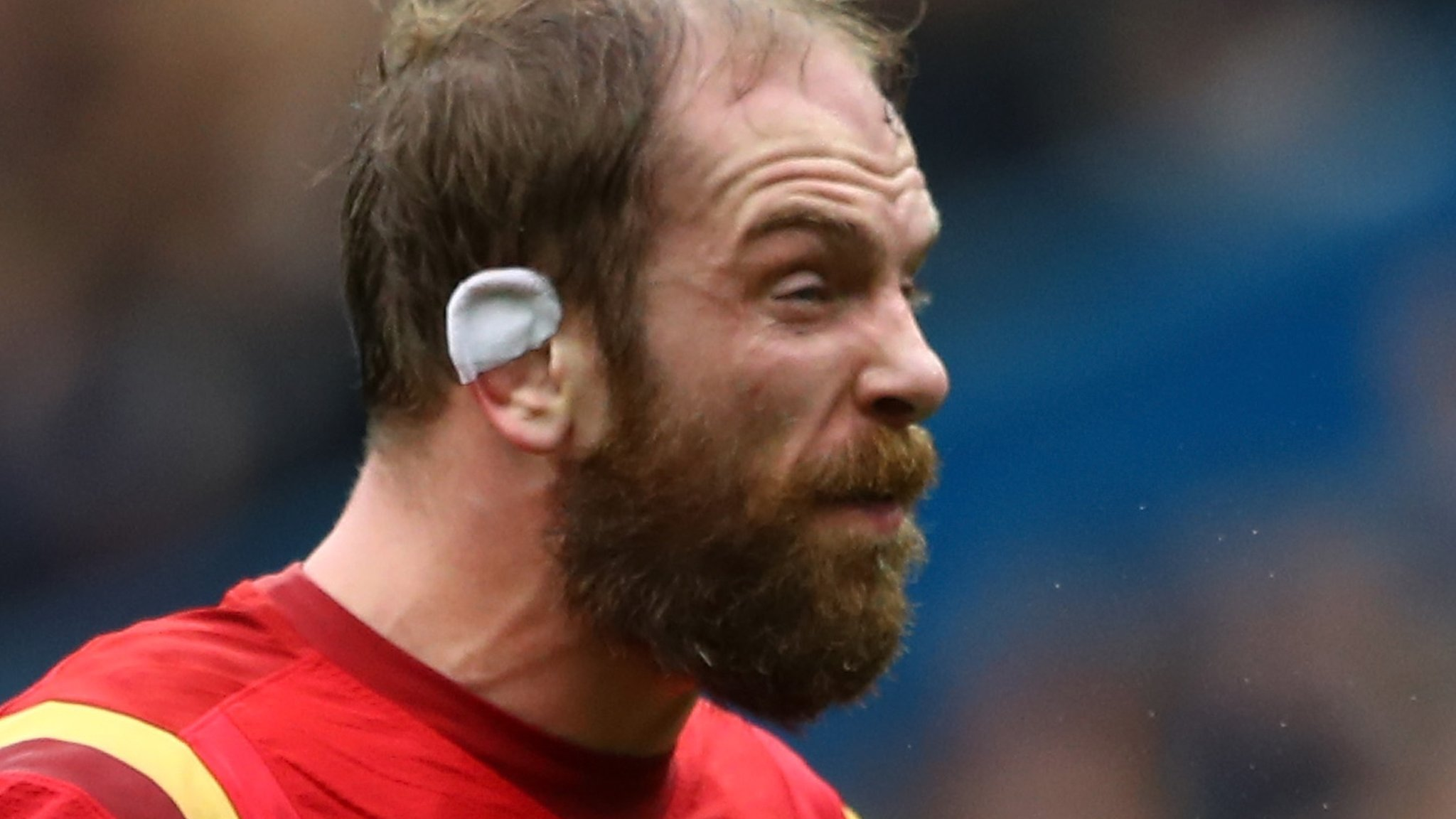 Alun Wyn Jones: Wales and Ospreys captain out for six weeks