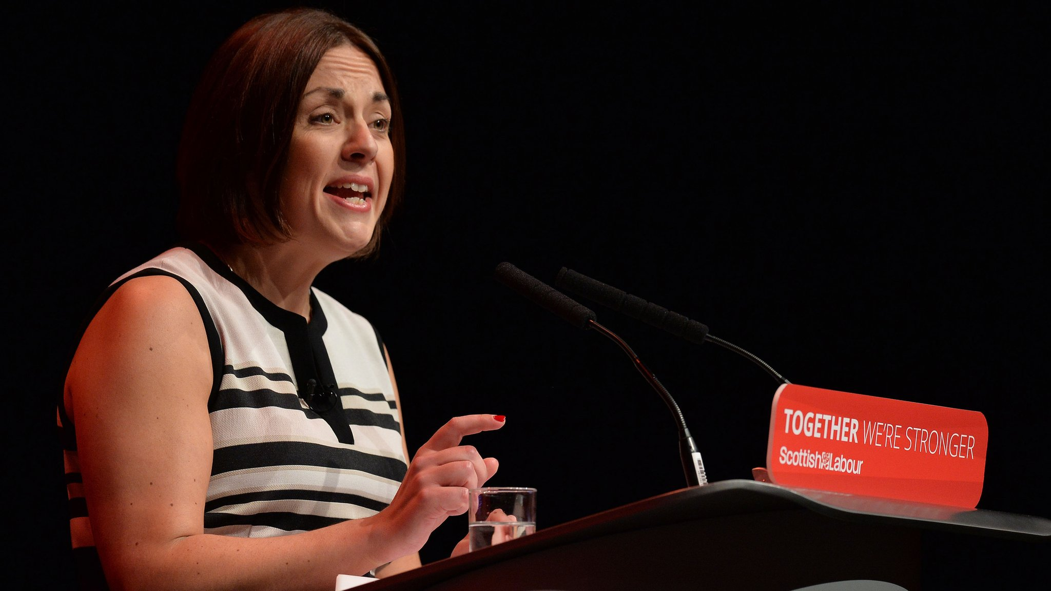 Dugdale's pledge to protect the union