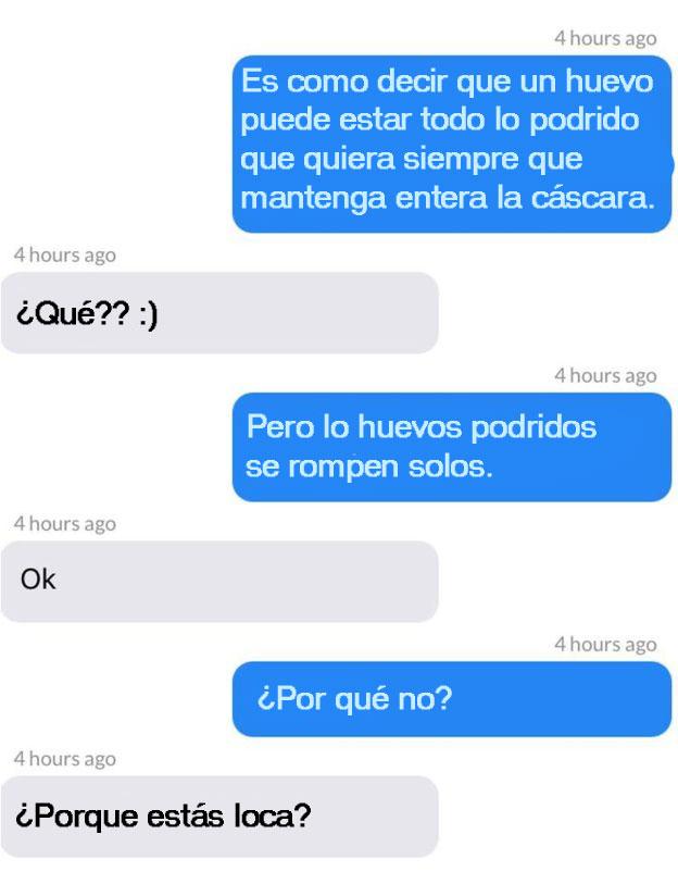 intercambio de mensajes 5