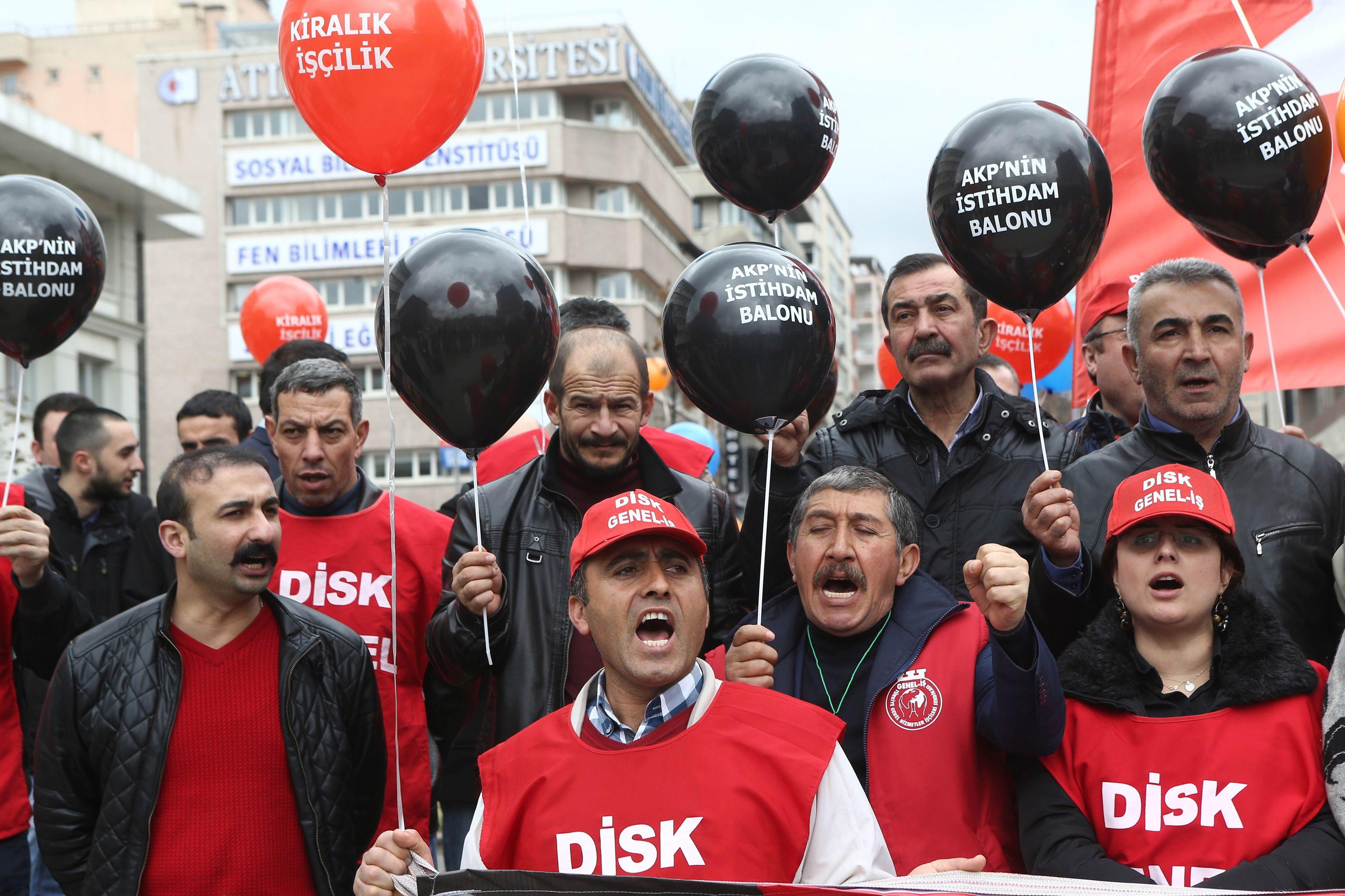 Sendikalar İstanbul'da 1 Mayıs'ı Bakırköy'de kutlayacak