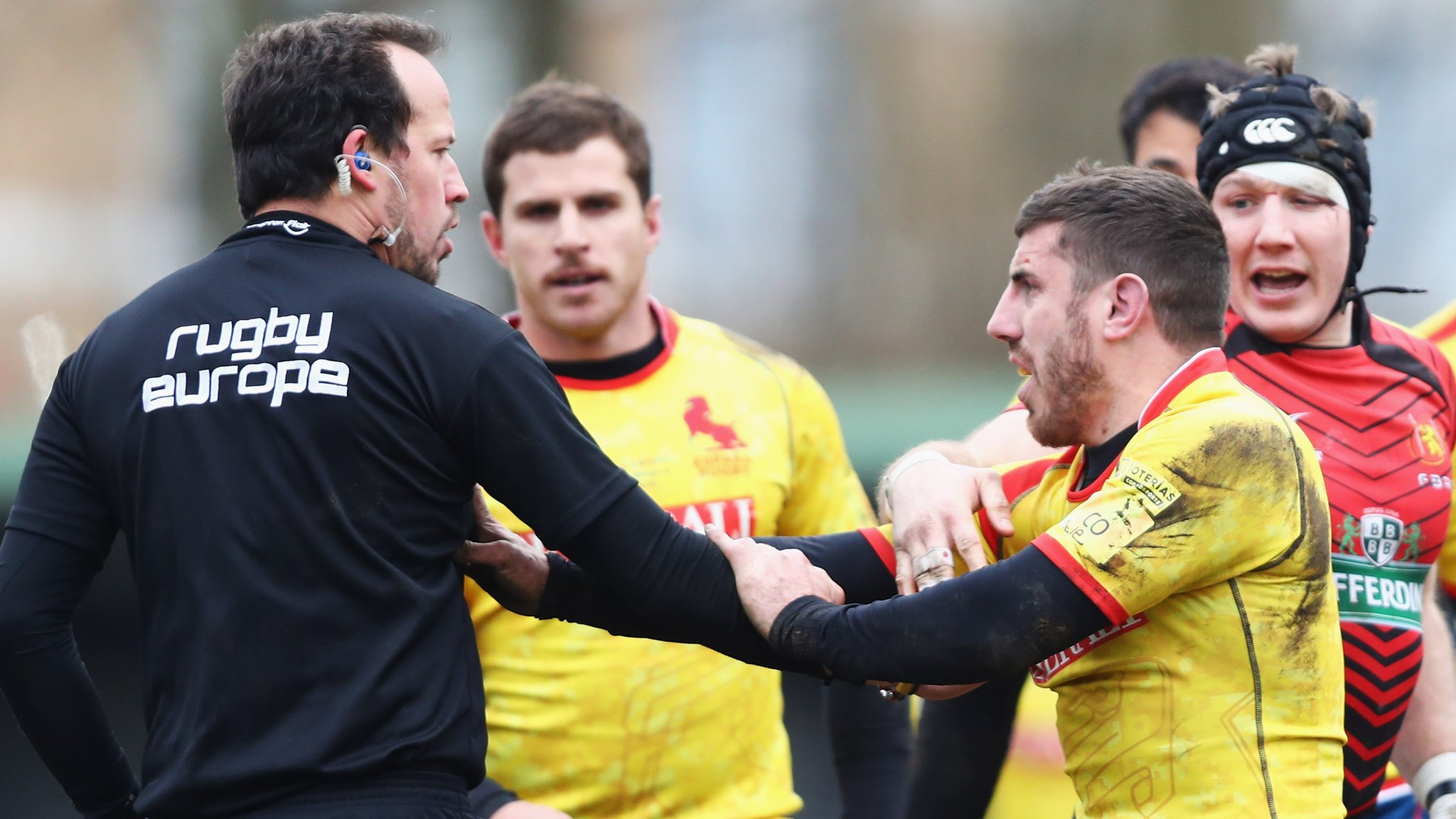 World Rugby to look at Spain's World Cup qualifying defeat by Belgium