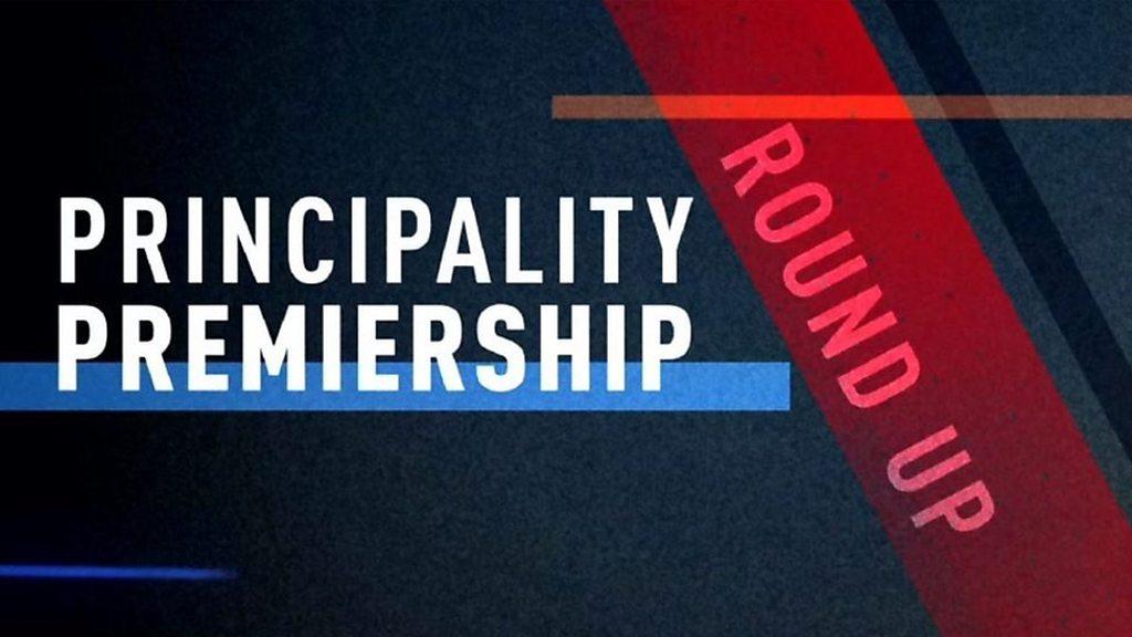Principality Premiership highlights from Scrum V
