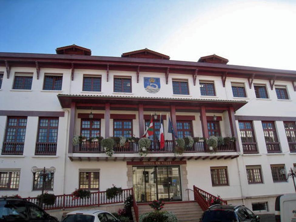 Ayuntamiento de Hendaya.