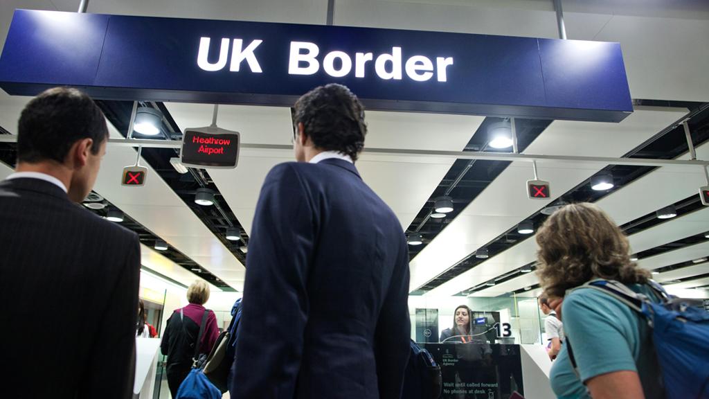 Migration figures: Highest number of EU nationals leaving UK in a decade