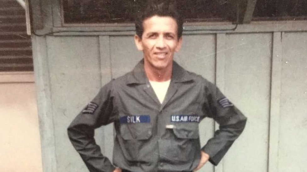 Vietnam vet with dementia reassured 'your duty is done'