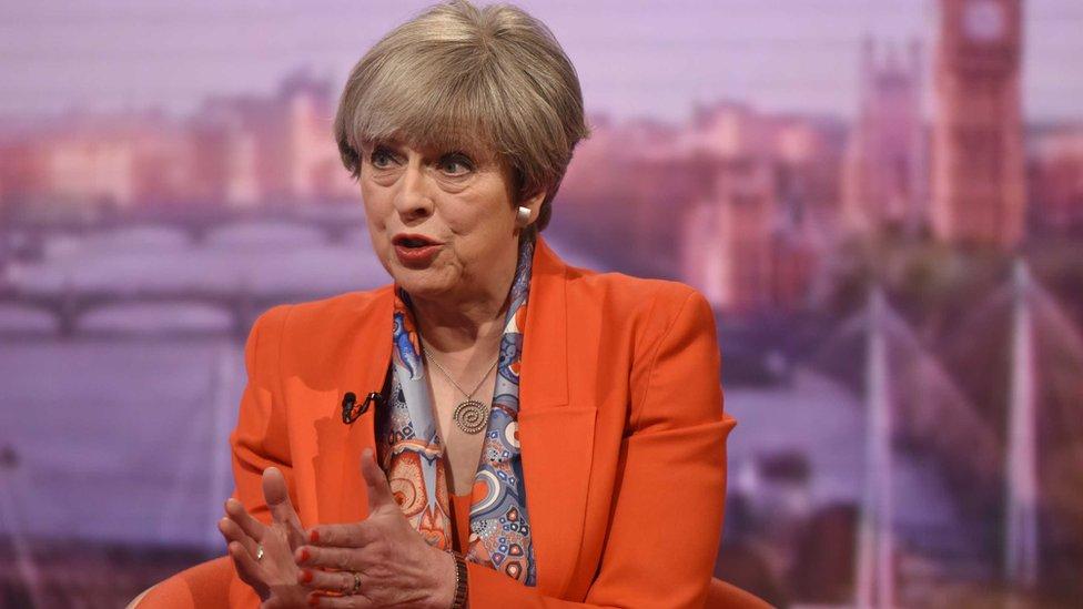 General election 2017: May says Tories would not raise VAT