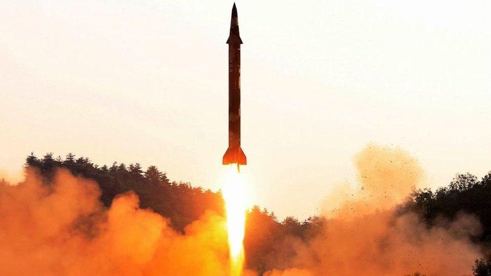 Corea del Norte insiste en que necesita un programa de armas nucleares para garantizar su supervivencia.