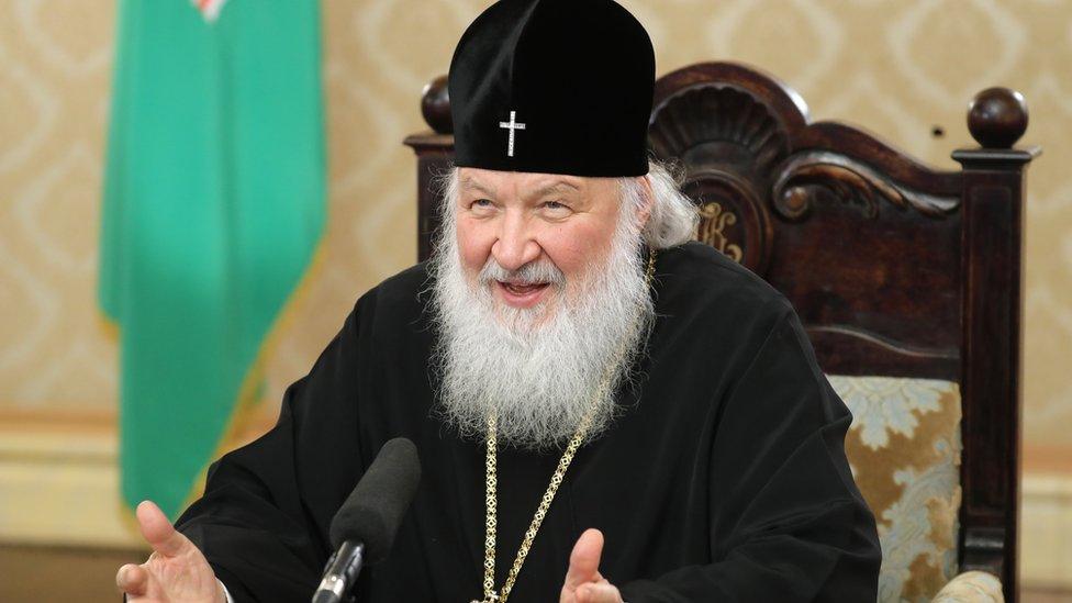 Присуждение патриарху Кириллу звания почетного профессора объяснили цитатой из сериала