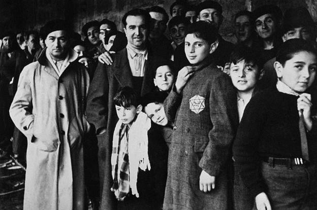 ترحيل يهود من فرنسا