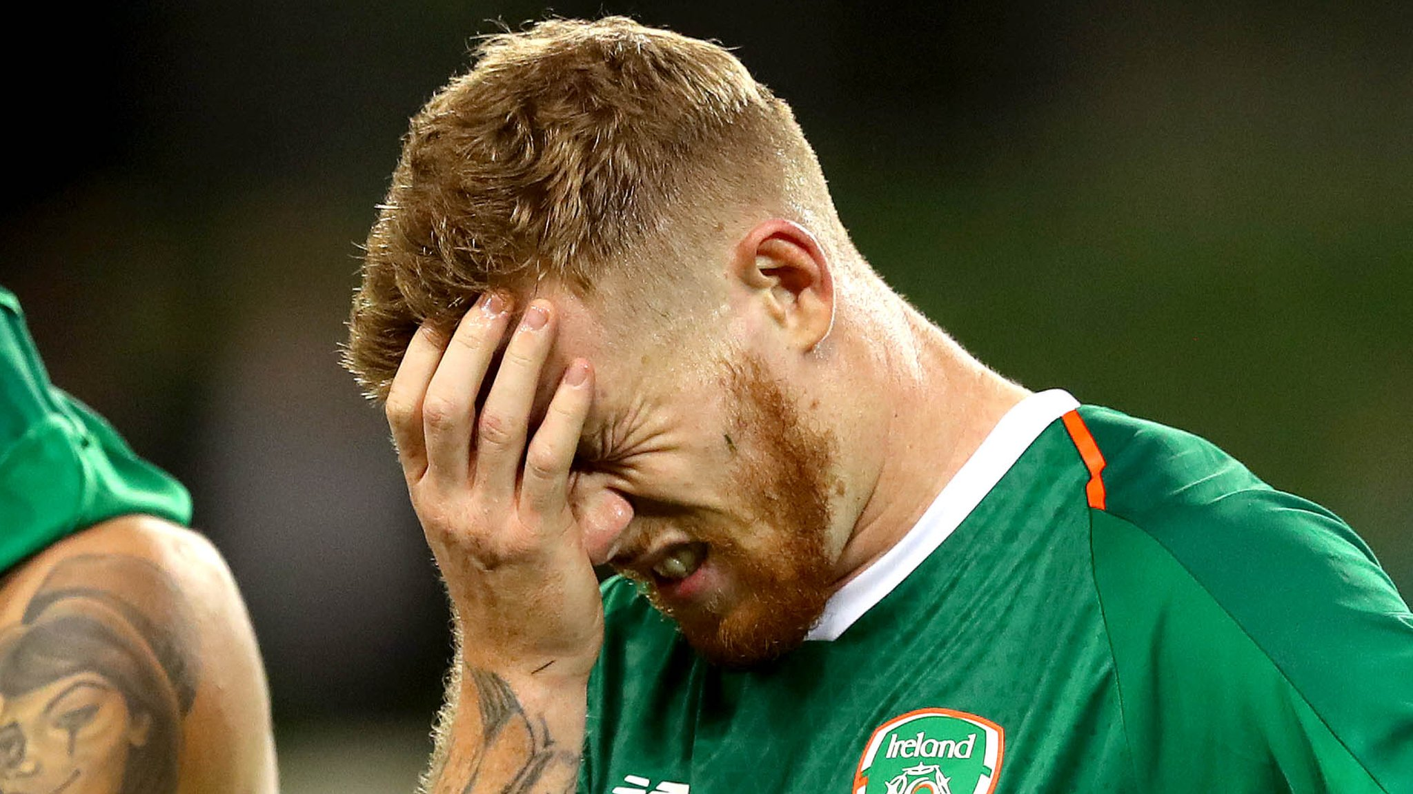 Republic of Ireland boss O'Neill sees 'positives' despite defeat