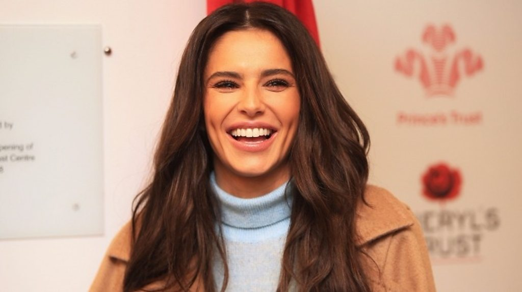 Cheryl: 'I struggled as a teenager'