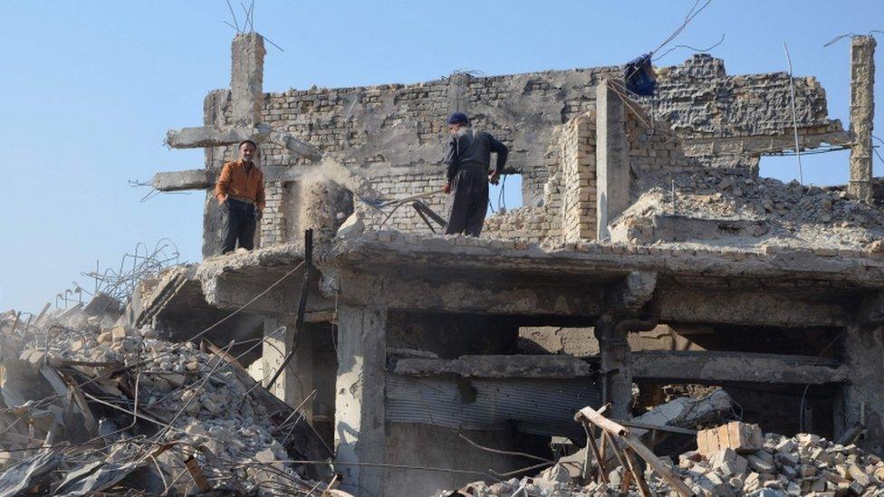 تفتقر الحكومة العراقية للتمويل اللازم لعملية إعادة إعمار الموصل