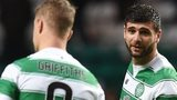 Leigh Griffiths and Nadir Ciftci
