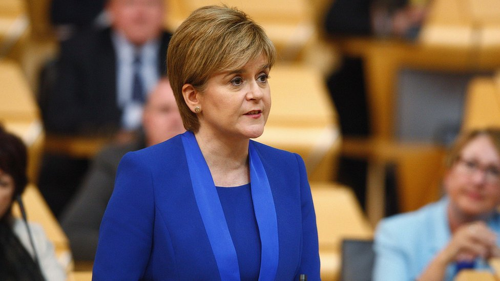 Nicola Sturgeon puts Scottish independence bill on hold