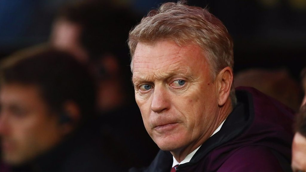 Watford 2-0 West Ham: David Moyes 'didn't enjoy' Hammers performance