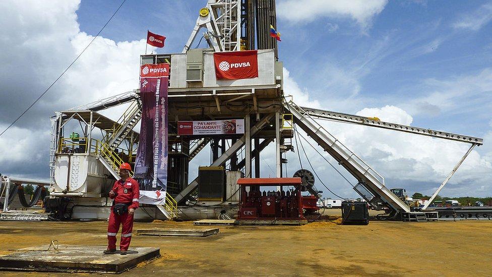 Venezuela asegura contar con las mayores reservas probadas de petróleo del mundo.
