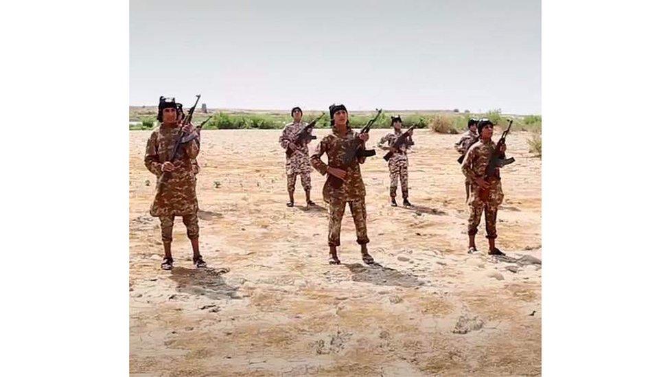 ISIS, Yazidi, Irak, Suriah, Perang