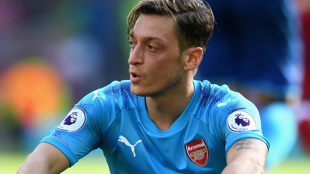 Ozil wants Man Utd move - Sunday's gossip