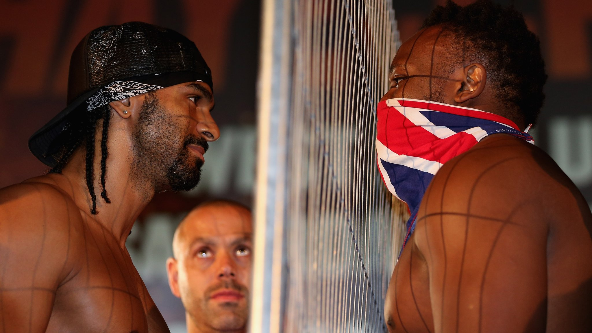 David Haye signs deal to promote former heavyweight rival Dereck Chisora