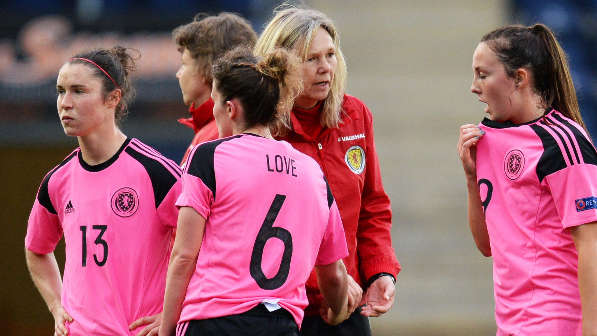 Scottish FA and Scotland Women's national team resolve dispute