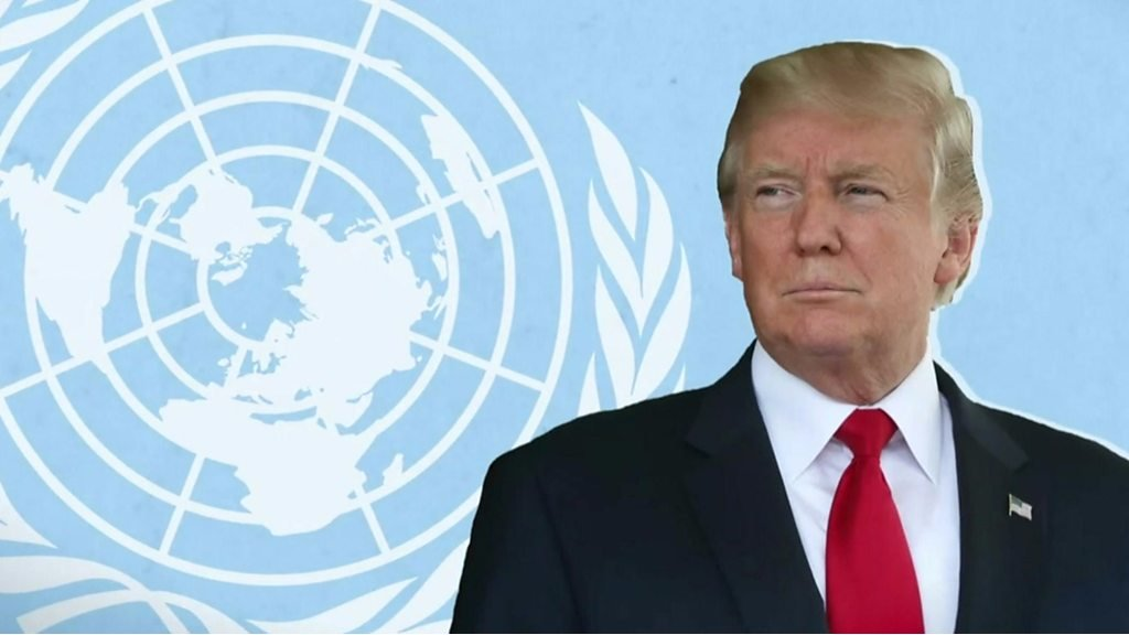 Trump at UN General Assembly: Three key points