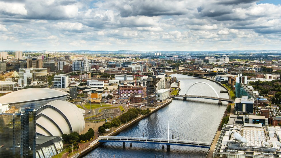Harmful chemicals in 'green' Glasgow burn to be flushed