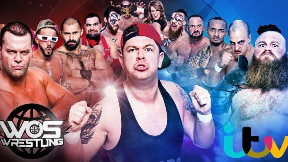World of Sport Wrestling to return to British TV screens
