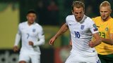 England striker Harry Kane