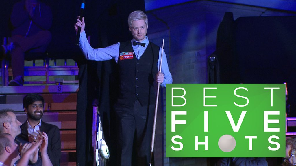Masters 2017: Neil Robertson beats Ali Carter to reach quarter finals