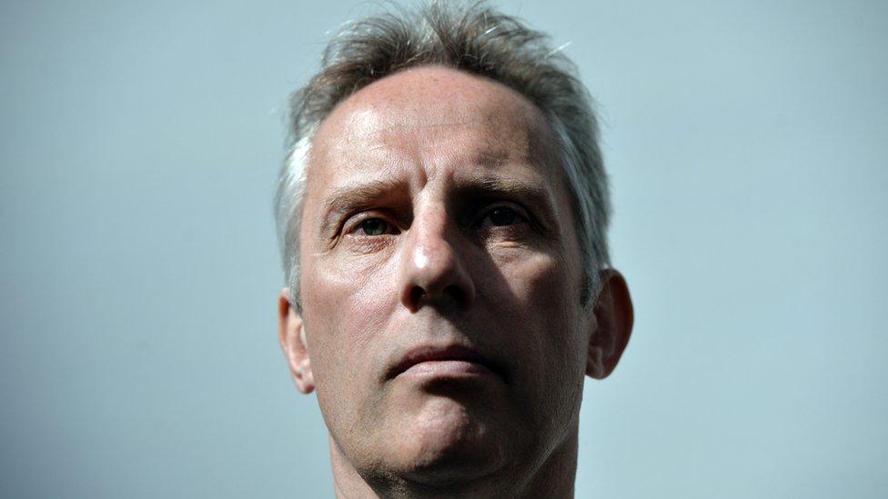 Ian Paisley: North Antrim recall petition opens
