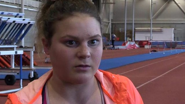 'My body was giving up' - the 20-year-old GB runner with osteoporosis