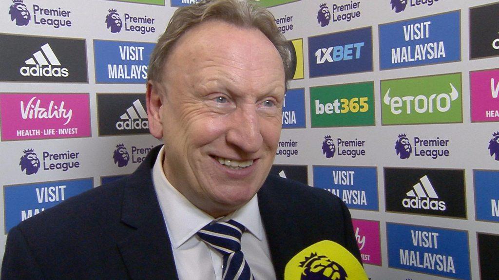 Cardiff City 1-0 Southampton: Neil Warnock proud of 'important' win