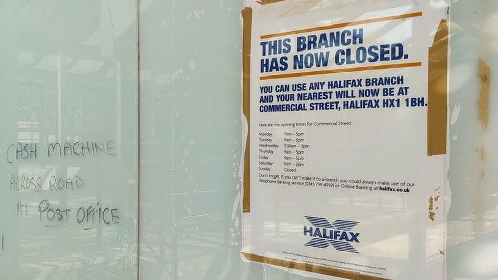 Half of banks have closed to 13 million people