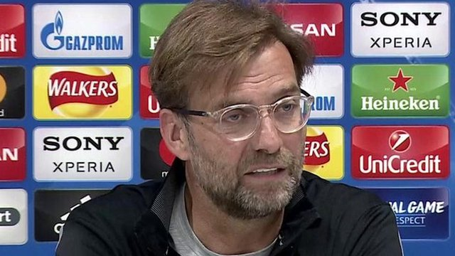 Jurgen Klopp: Liverpool manager wants fans to show Roma some respect