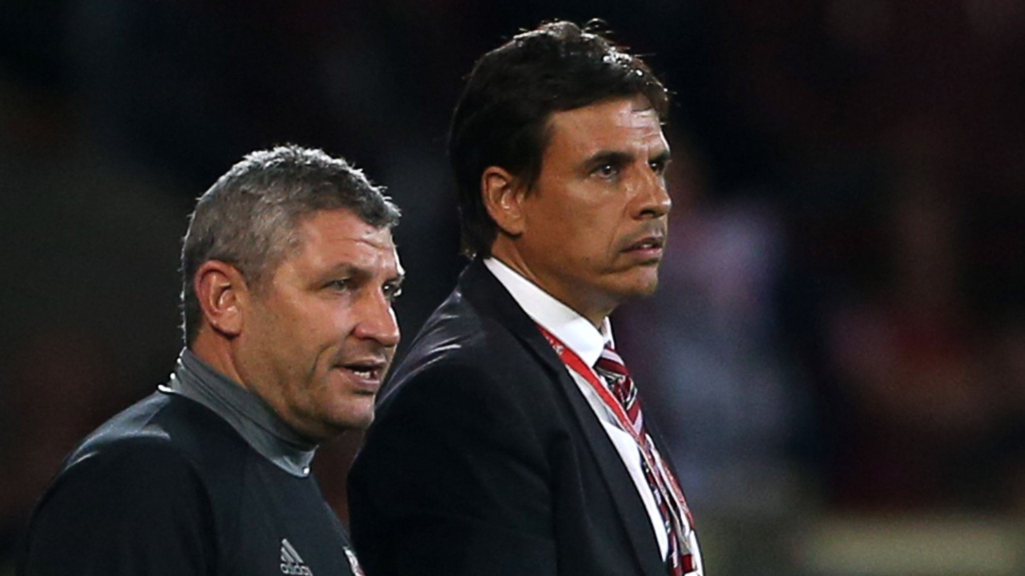 Roberts declares interest in Wales manager role