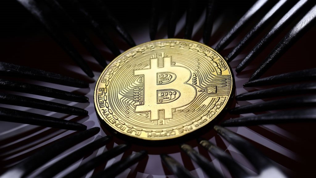 Bitcoin dips below $10,000 for first time since December