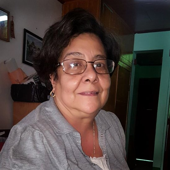 Magally Quintana.