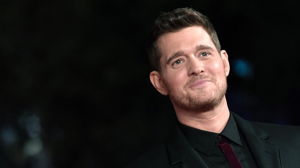 Who will replace Buble at Brits?