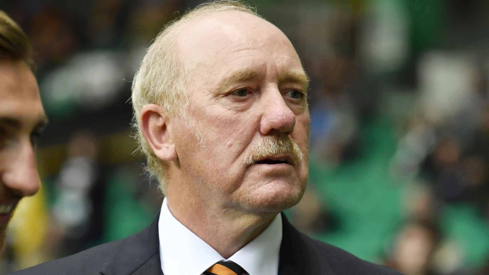 Motherwell become fan owned club for £1 paid to Les Hutchison