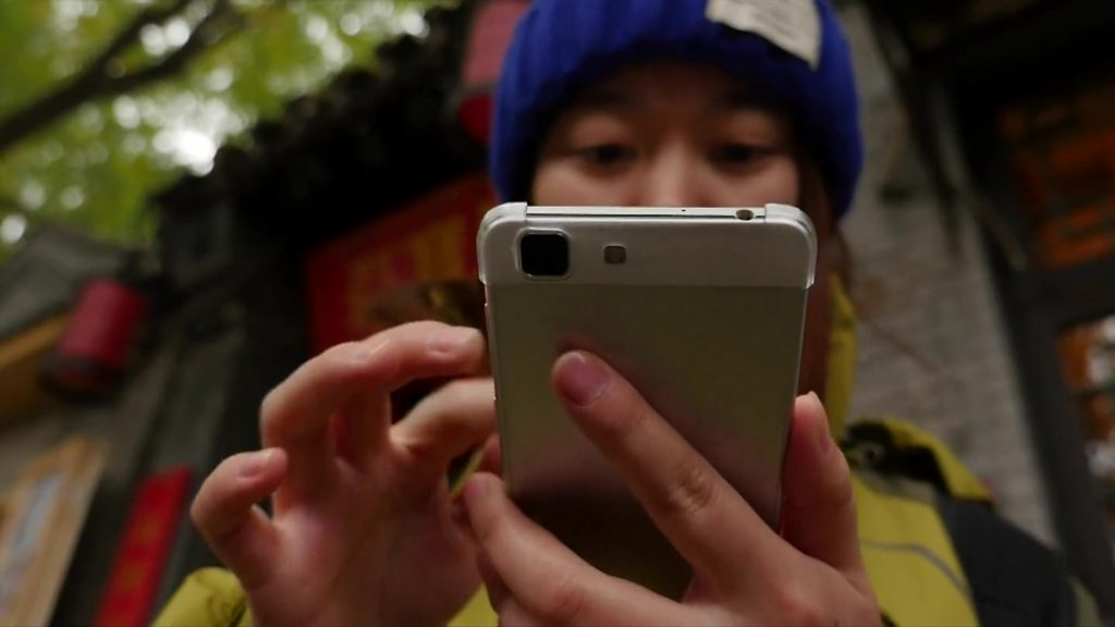 WhatsApp video messages 'blocked' in China