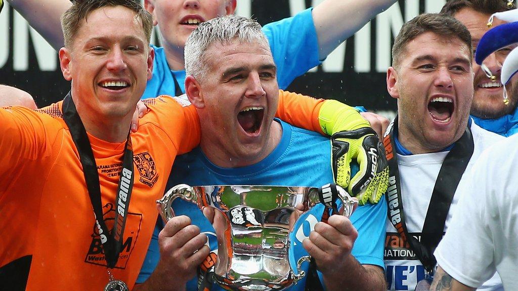 Cambridge to start season at Port Vale